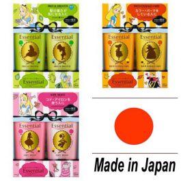 Dầu gội Essential Japan sét 3 (dưỡng tóc)
