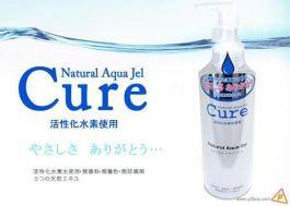Gel tẩy tế bào chết Natural Aqua Cure 250g
