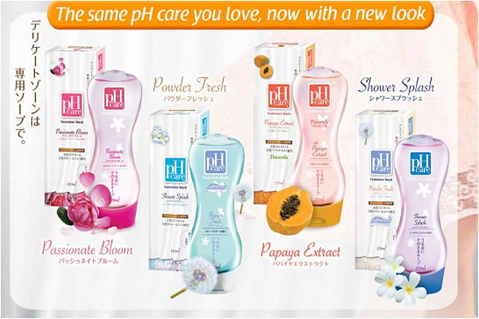 Dung dịch VS phụ nữ PH Care