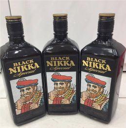 Rượu Whisky Black Nikka Special 720 ml