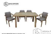 Bộ bàn ghế ăn N04