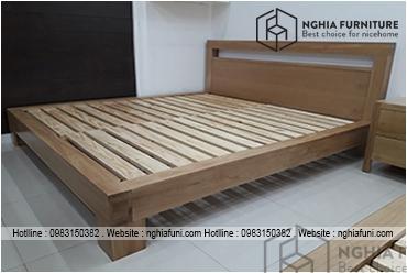 Giường Nhật GN01 (1,8m)