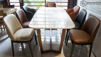 Mẫu bàn ghế gỗ phòng khách đẹp | hiện đại tại Hà Nội | Bộ bàn ăn cocorde / ghế grace