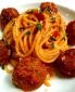 Mỳ Ý Spaghetti Ăn Kèm Thịt Viên - Cooking with Stephanie