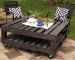 Tận dụng ván gỗ làm đồ nội thất tiện ích cho nhà bạn