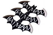 Phi tiêu batman đen