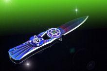 Dao xếp spinner M76 dài 14cm