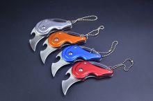 Móc khóa dao trái xoài 4 màu