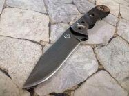 Dao găm Colt cán gỗ đen dài 21cm