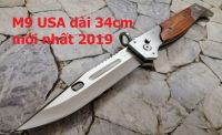 Dao bấm M9 USA dài 34cm 2019 NEW