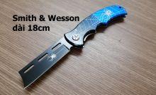 Dao xếp Smith Wesson 18cm