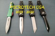 Dao bấm Microtech USA 2019 - 2020
