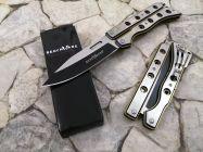 dao bướm xếp benchmade 168