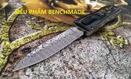 dao bấm tự động benchmade usa đen