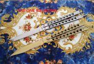 dao bướm balisong the one thép d2 dài 29cm