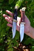 dao găm Hunting Knife USA túi da xịn