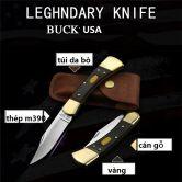 dao xếp Buck USA legendary 50 năm