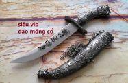 dao tây tạng dao mông cổ dao phong thủy siêu đẹp giá rẻ