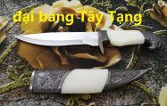 dao găm Tây Tạng Mông Cổ Phong Thủy Đại bàng 30cm