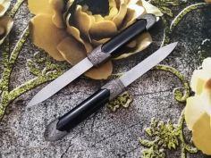 kiếm đôi song kiếm hợp bích dài 23cm