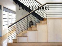 Sự khác biệt của cầu thang sắt hiện đại