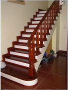 Cầu thang gỗ PT 002