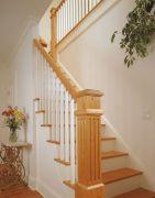Cầu thang gỗ PT 003