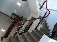 Cầu thang inox PT 002