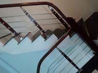 Cầu thang inox PT 005