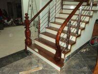 Cầu thang inox PT 007