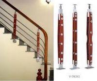 Cầu thang inox PT 015