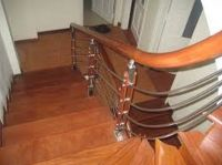Cầu thang inox PT 016