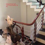 Cầu thang inox PT 019