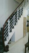 Cầu thang sắt PT 002