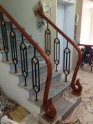 Cầu thang sắt PT 005