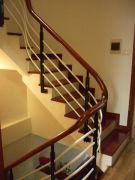 Cầu thang sắt PT 017