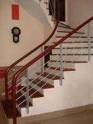 Cầu thang sắt PT 018