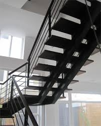 Cầu thang xương cá PT 004