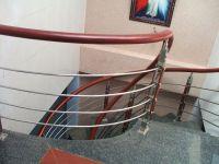 Cầu thang inox PT 018