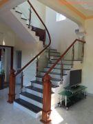 Cầu thang kính PT 11