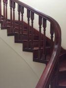 Cầu thang gỗ PT 011