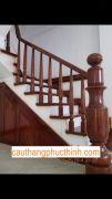 Cầu thang gỗ PT 015