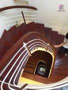 Cầu thang sắt PT 020