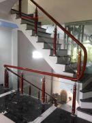 Cầu thang kính PT 017