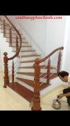 Cầu thang inox PT 010