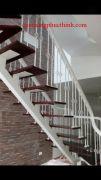 Cầu thang xương cá PT 001