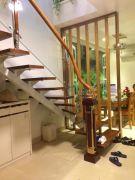 Cầu thang xương cá PT 002