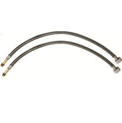 Dây cấp nước cho vòi 1 chân nóng lạnh (40,50,60cm)