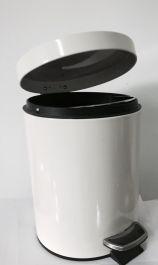 Thùng rác inox đạp chân sơn tĩnh điện ECO203