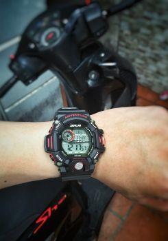 Đồng hồ Skylab 5209 Black